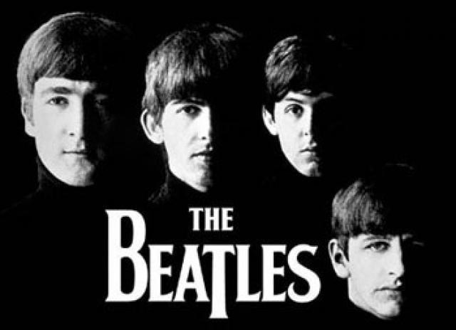 the beatles music band