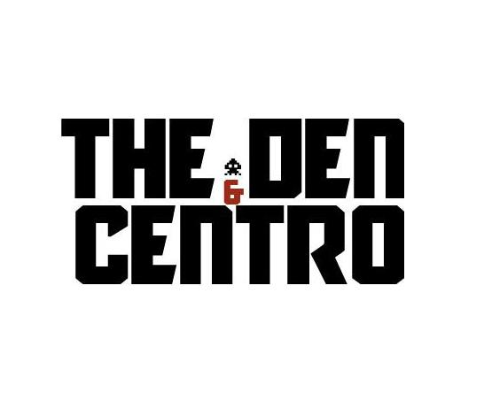 The Den and Centro Bar Logo