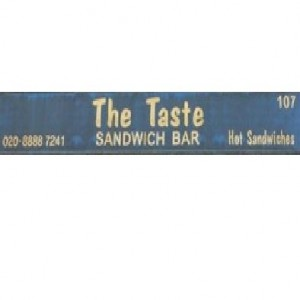 The Taste Sandwich Bar Coffee Shops near Bounds Green Station London