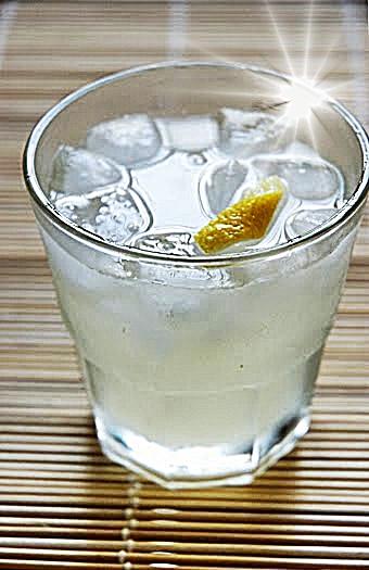 Collins Glass Drinks