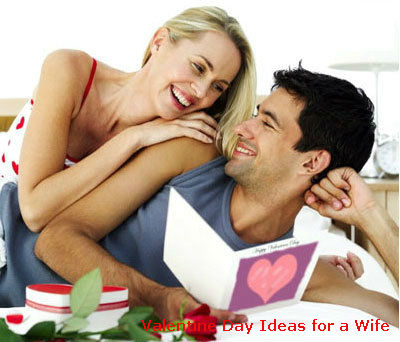 Valentine Day Ideas for a Wife