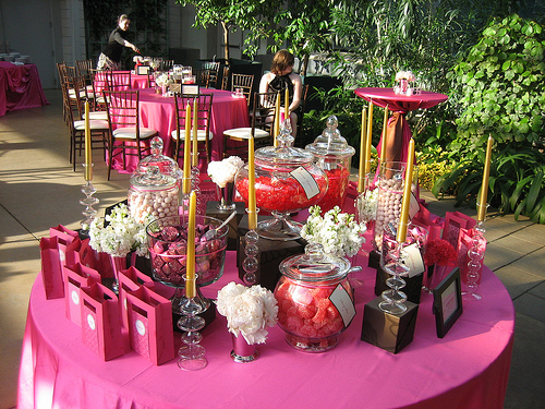 Valentine party celebration