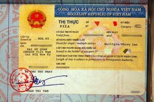 Vietnam Tourist Visit Visa from Ottawa