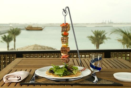 Barasti Beach Restaurant Dubai