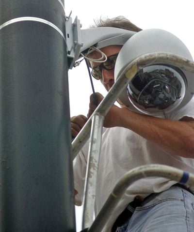 cctv installation services in Montreal