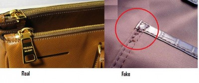 prada handbag - How to Spot a Replica of Prada Bag