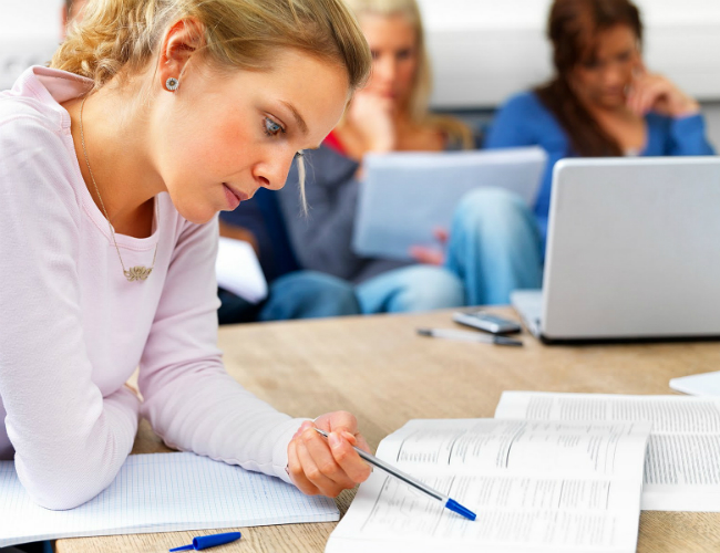 Exams Leave Letter Sample - Step by Step