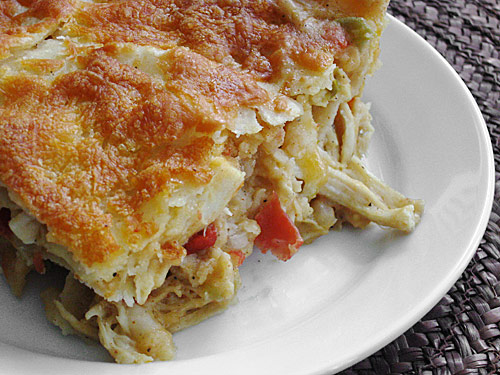 Steps to Cook King Ranch Chicken