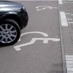 misuse blue badge parking