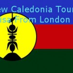 How to Get New Caledonia Tourist Visit Visa from London