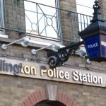 police station near Angel station