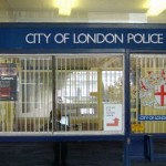 Police Stations near Barbican Station London