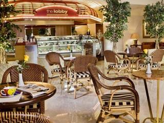 The Lobby Cafe Sheraton Dubai