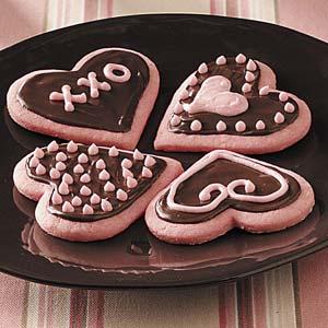 valantine's cookies