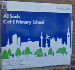 All souls of C of E primary School
