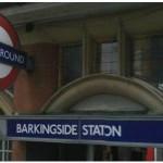 Barkingside tube station