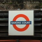 Barons Court Tube