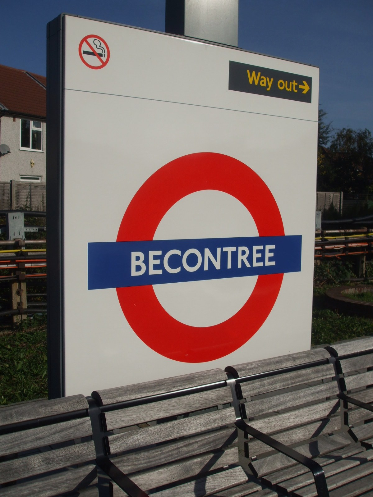 Becontree Station