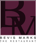 Bevis Marks The Restaurant