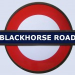 Blackhorse road tube Station