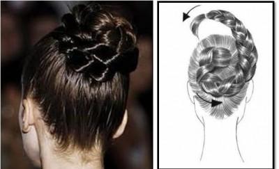 Sensational Surprising Braided Hairstyles Easy Follow Step Step Hairstyles 2012 Short Hairstyles For Black Women Fulllsitofus