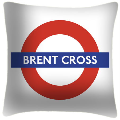 Brent Cross Tube Station London