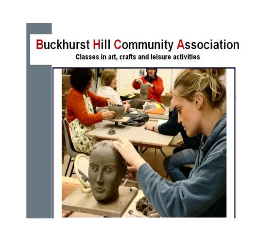 Buckhurst Hill Community Association Logo