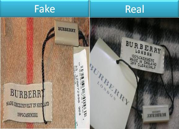 how to spot a fake burberry scarf. Black Bedroom Furniture Sets. Home Design Ideas