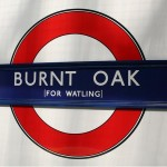 Burnt Oak tube station