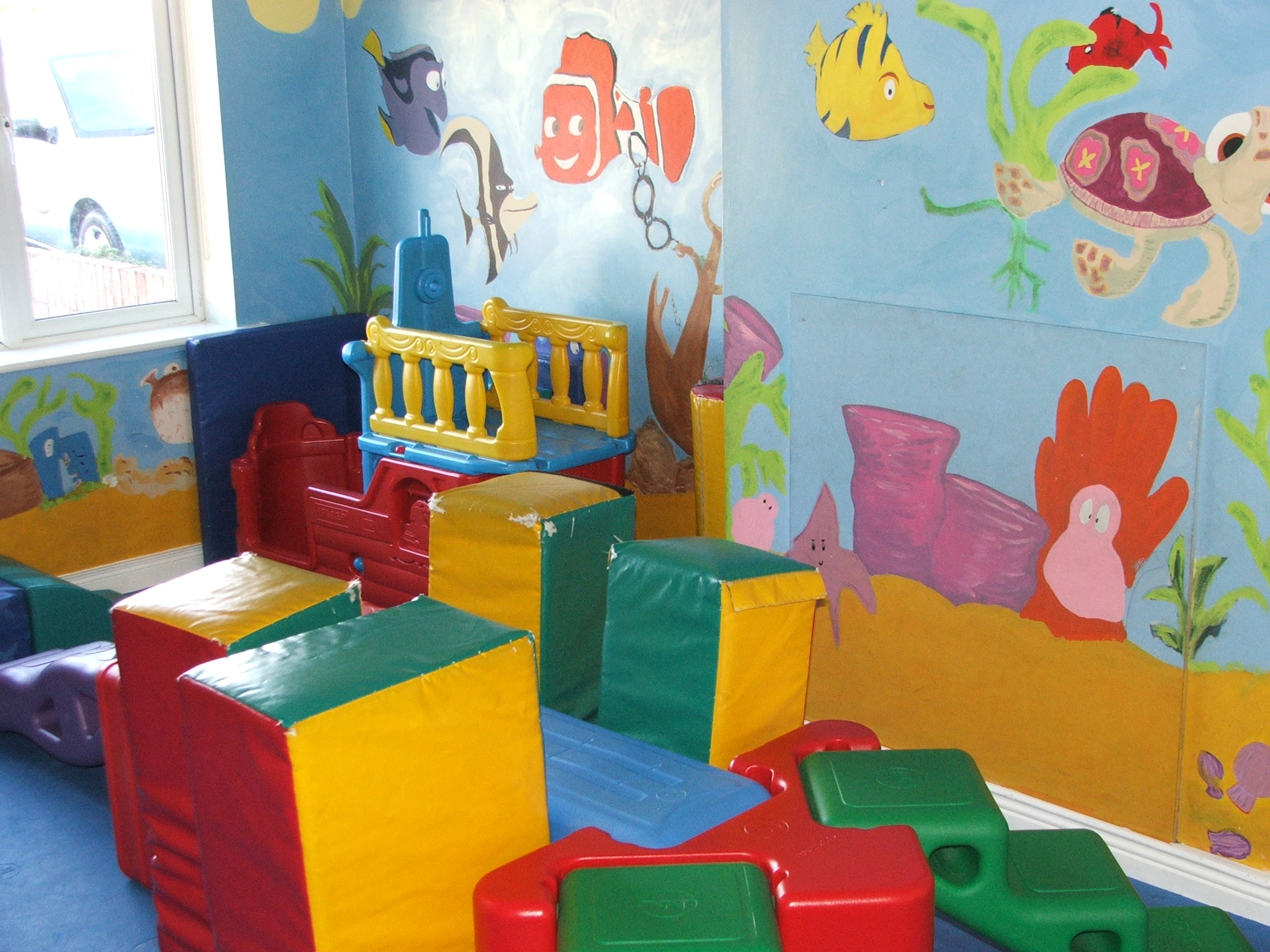 Childcare Centres near Stonebridge Park Tube Station London