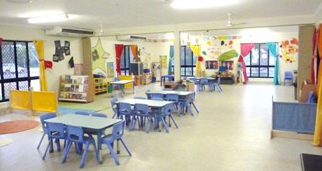 Childcare centre near Theydon Bois tube station