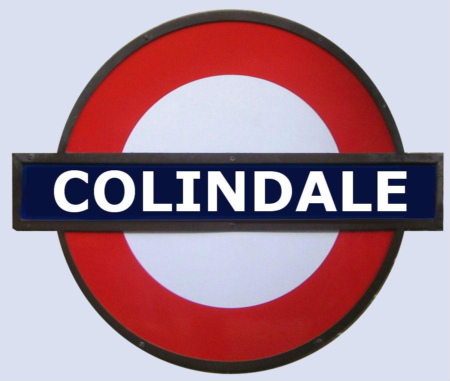 Colindale Tube Station London