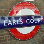 Earl's Court Tube Station