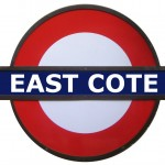 Eastcote Tube Station London