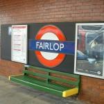 Fairlop Tube Station London