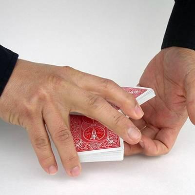 False Cut Card Trick