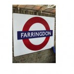 Farringdon Tube Station