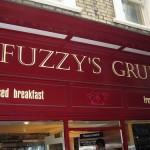 Fuzzy's Grub Coffee Shops London