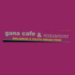 Gana Cafe & Restaurant in London