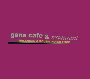 Gana Cafe & Restaurant in London
