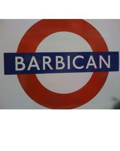 Restaurants Near Barbican Station
