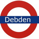 Debden Tube Station London