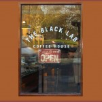 The Black Lab Coffee House in London