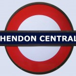 HENDON CENTRAL tube Station