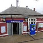 Harlesden Tube Station