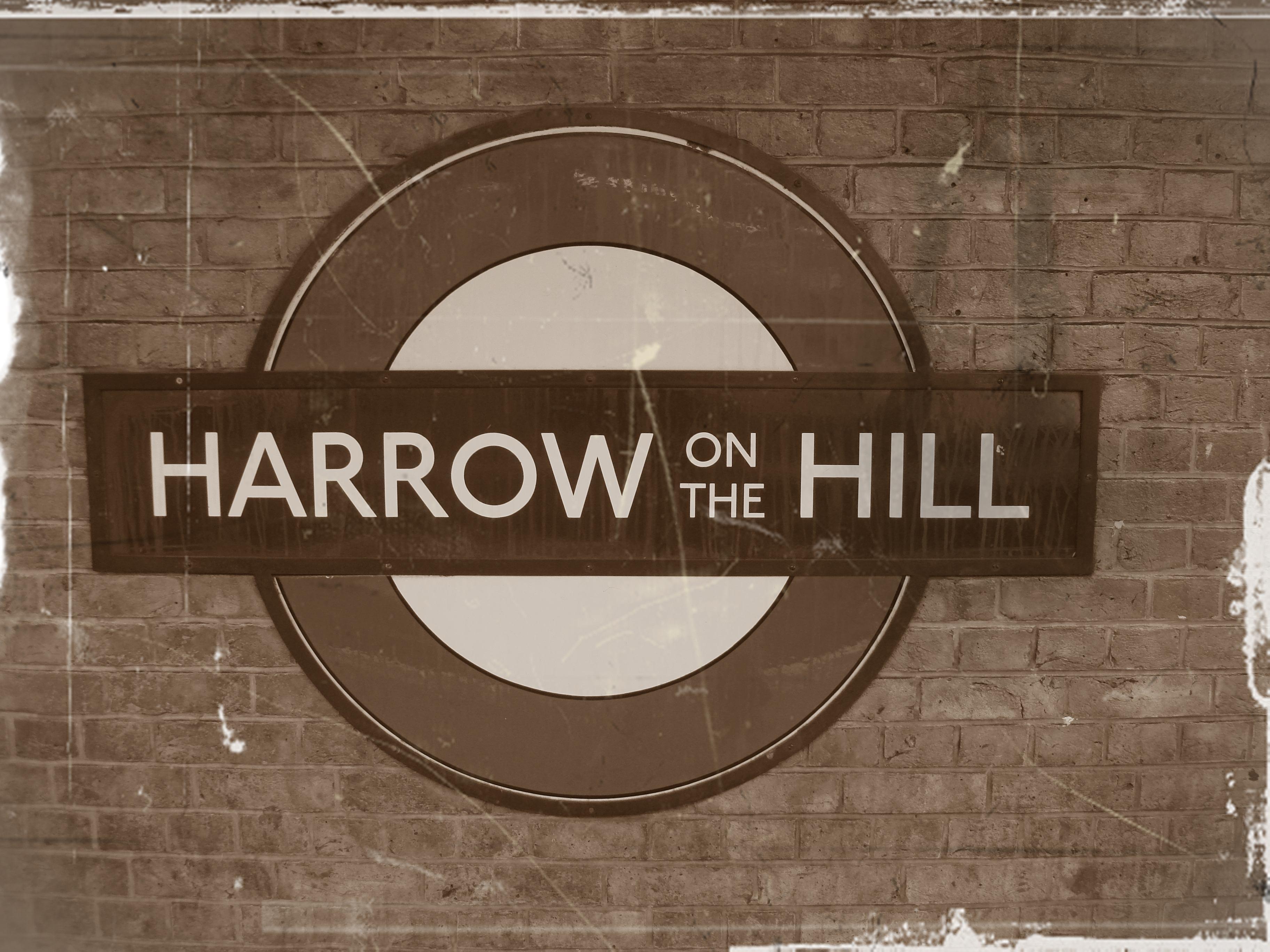 Harrow-on-the-Hill-Tube-Station