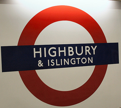 Guide to Highbury & Islington Tube Station in London