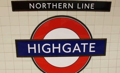 Highgate Tube Station