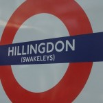 Hillingdon Tube Station