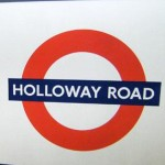 Holloway Road Tube Station London
